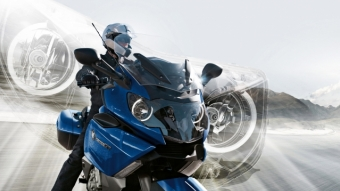BMW K 1600 GT - Roshaus
