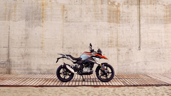 BMW G 310 GS (New Model) - Roshaus